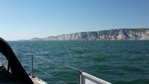 Beachy Head is nog grootser dan de kliffen bij Dover